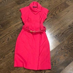 Ellen Tracy belted dress